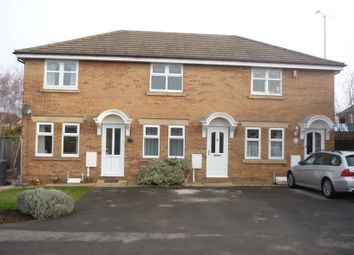 Thumbnail 2 bed town house to rent in Rossett Close, Gamston, Nottingham