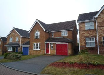 Thumbnail 4 bedroom detached house to rent in Smarts Close, Brackley