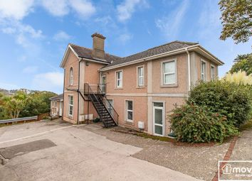 Thumbnail 1 bed flat to rent in Little Place, Old Mill Road, Torquay