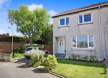 Thumbnail 3 bed semi-detached house for sale in Lennox Gardens, Linlithgow