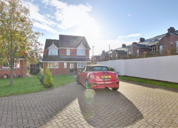 Thumbnail 4 bed detached house for sale in Rushcliffe, Fulwell, Sunderland