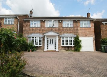 Thumbnail 5 bedroom detached house for sale in Howfield Green, Hoddesdon