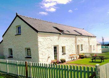 Thumbnail Barn conversion for sale in Ysgubor Hen, Cilan, Gwynedd