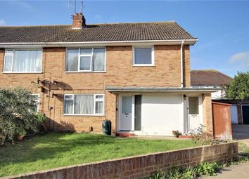Thumbnail 2 bed flat for sale in Richmond Court, Worthing, West Sussex