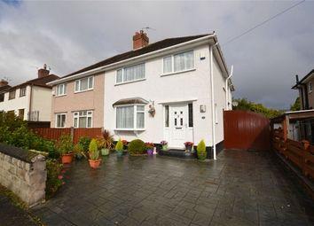Thumbnail 3 bed semi-detached house for sale in Heather Bank, Bebington, Merseyside