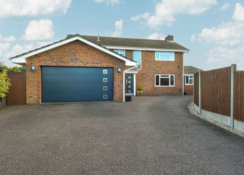 Thumbnail 4 bed detached house for sale in Sutton Acres, Little Hallingbury, Bishop's Stortford