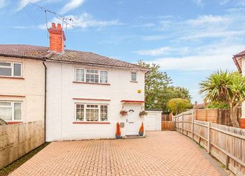 Thumbnail 3 bed semi-detached house for sale in Harrow Close, Maidenhead, Berkshire