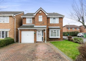 Thumbnail 4 bed detached house for sale in Walker Gardens, Hedge End, Southampton
