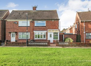Thumbnail 2 bed semi-detached house for sale in Corfu Road, Hylton Castle, Sunderland