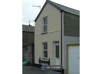 Thumbnail 1 bed detached house to rent in Garden Place, Porthmadog