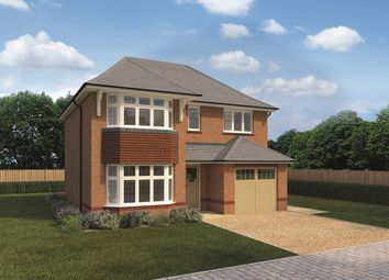 Thumbnail 4 bed detached house for sale in Thanet Way, Herne Bay