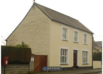 Thumbnail 3 bed detached house to rent in Cilgerran, Cardigan