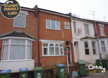 Thumbnail 6 bed property to rent in Woodside Road, Southampton
