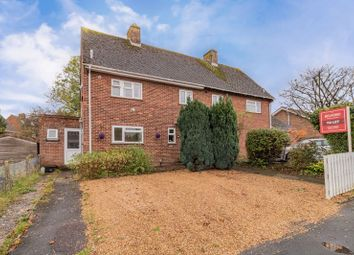 3 bed semi-detached house for sale in The Drove, Andover SP10