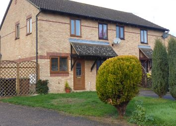 Thumbnail 2 bed semi-detached house to rent in Barnett Crescent, Woodford Halse, Daventry