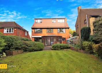Thumbnail 5 bed detached house to rent in Ardmore Lane, Buckhurst Hill