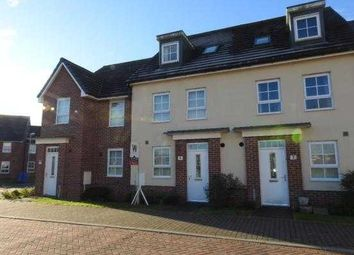 Thumbnail 4 bed town house to rent in Rose Whittle Avenue, Buckshaw Village, Chorley