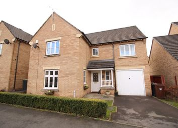 Thumbnail 4 bed detached house for sale in Valley Road, Glossop