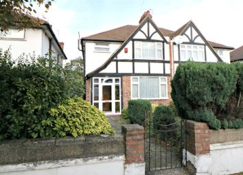 Thumbnail 3 bed semi-detached house for sale in Southend Lane, Catford, London