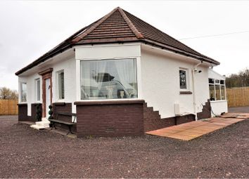 Thumbnail 3 bed detached house for sale in Bothwell Road, Hamilton