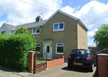 Thumbnail 3 bed semi-detached house for sale in The Avenue, Griffithstown, Pontypool