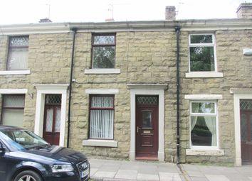 Thumbnail 2 bed terraced house for sale in Rishton Road, Clayton Le Moors, Accrington