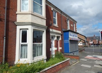 Thumbnail 2 bed flat to rent in Queen Alexandra Road, North Shields