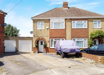 Thumbnail 3 bedroom semi-detached house for sale in North Close, Alverstoke, Gosport