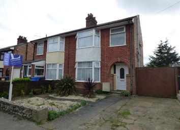 Thumbnail 3 bed semi-detached house to rent in Westholme Road, Ipswich
