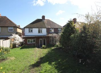 Thumbnail 3 bed semi-detached house for sale in Ashfield Road, Midhurst, West Sussex
