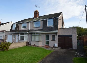 3 bed semi-detached house for sale in Dundonald Avenue, Abergele LL22