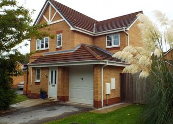 Thumbnail 4 bed detached house for sale in Hamlin Close, Runcorn, Cheshire