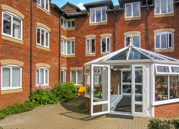 Thumbnail 1 bed flat for sale in Laburnum Court, Millstream Way, Leighton Buzzard