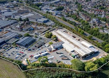 Thumbnail Industrial for sale in Technocover Ltd Unit C, Henfaes Lane, Welshpool, Wales