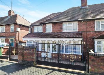 Thumbnail 5 bedroom end terrace house for sale in St. Stephens Road, West Bromwich