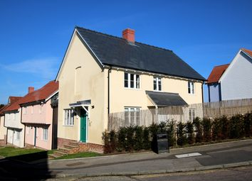 Thumbnail 3 bed end terrace house for sale in Orange Street, Thaxted, Dunmow