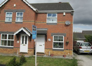 Thumbnail 2 bed shared accommodation to rent in St Marks Close, Worksop, Nottinghamshire
