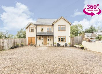 Thumbnail 5 bed detached house for sale in Magor, Caldicot