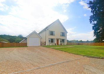 Thumbnail 4 bed detached house for sale in Grange Lane, Sandling, Maidstone