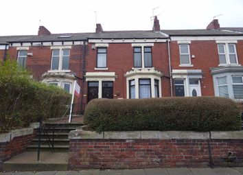 Thumbnail 3 bed flat to rent in Stowell Terrace, Gateshead