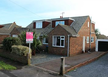 Thumbnail 4 bed bungalow for sale in Firle Road, Peacehaven