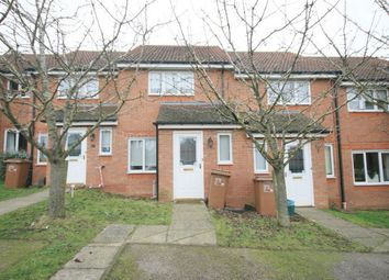 Thumbnail 2 bed terraced house for sale in Farmers Close, Wootton, Northampton, Northamptonshire