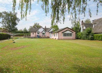 Thumbnail 4 bed detached bungalow for sale in King Street, Ongar