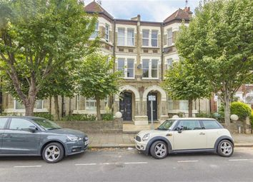 Thumbnail 4 bed flat to rent in Santos Road, London