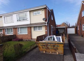 Thumbnail 3 bed bungalow for sale in Willow Close, Thornton-Cleveleys, Lancashire, .