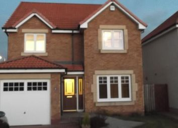 Thumbnail 4 bed detached house to rent in St. Martin Crescent, Strathmartine, Dundee