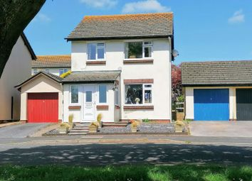 Thumbnail 3 bed detached house for sale in Freshwater Drive, Paignton