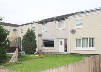 Thumbnail 3 bed terraced house for sale in 7, Carron Court, Cambuslang G727Yw