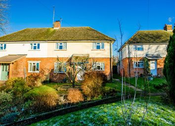 Thumbnail 3 bed semi-detached house for sale in Nash Road, Great Horwood, Milton Keynes