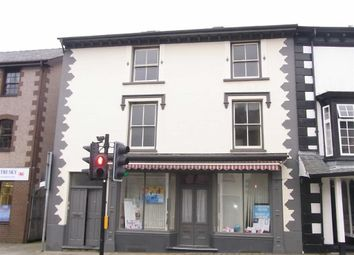 Thumbnail 1 bed flat to rent in Flat 2, 6, Penrallt Street, Machynlleth, Powys